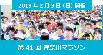 神奈川マラソン