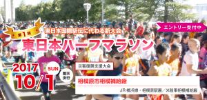 第1回 東日本ハーフマラソン